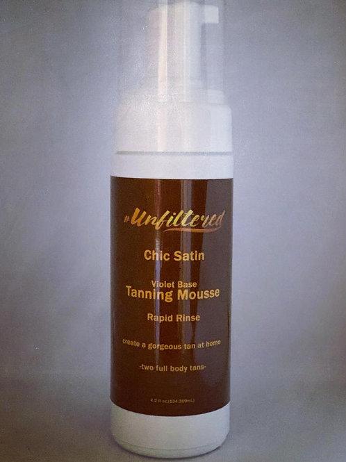 Unfiltered Rapid Rinse Tanning Mousse w/Bonus!