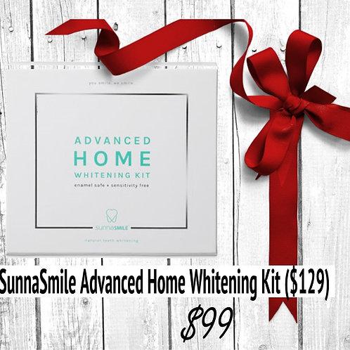 Special Price! SunnaSmile Advanced Home Whitening Kit
