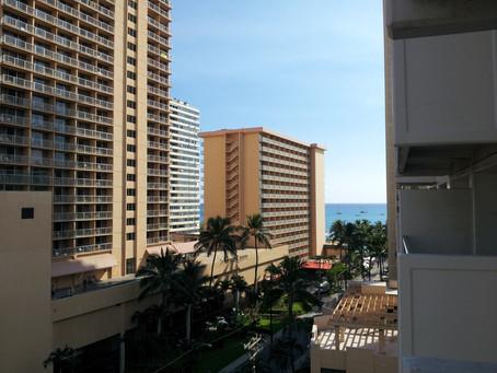 2回目の修行 in HAWAII