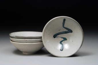 Slip Bowls ceramic art
