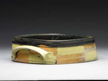 Casserole Dish ceramic art
