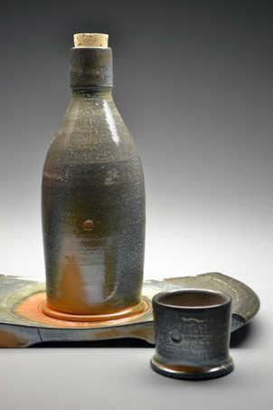 Flashing Carbon Trap Bottle Set ceramic art