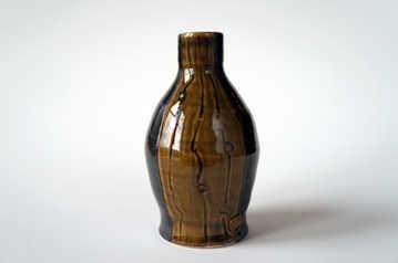 Porcelain Bottle ceramic art