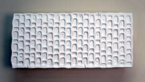 Routine With Pressure ceramic art
