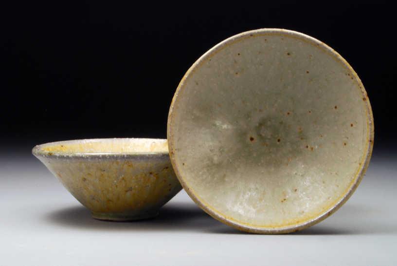 Wood Ash Bowls ceramic art