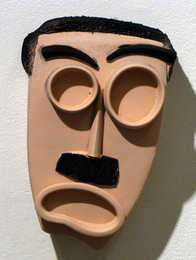 Bachelor Party ceramic art