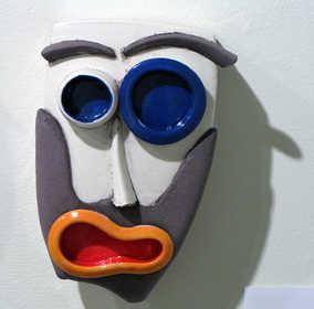 Hu Wha?!? ceramic art