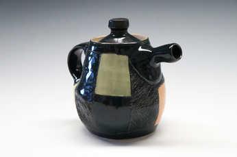 Porcelain Teapot ceramic art