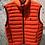 Thumbnail: POLO RALPH LAUREN: GILET sans manches en plume, orange, 92R400