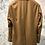 Thumbnail: EMPORIO ARMANI: Veste/Caban croisée, laine, water-resistent, camel,92132