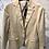Thumbnail: POLO RALPH LAUREN: Veston Blazer, cotton stretch, non doublé, beige, 02265b