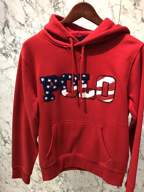 POLO RALPH LAUREN: Sweat Magic Fleece, RED, 01313C