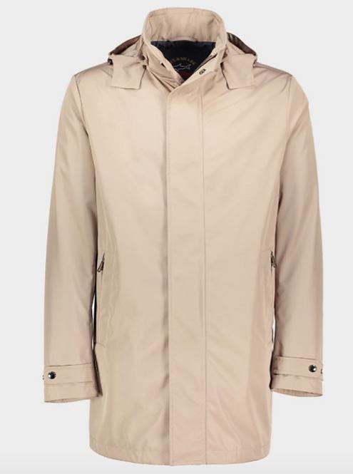 PAUL&SHARK Veste imperméable BEIGE car coat