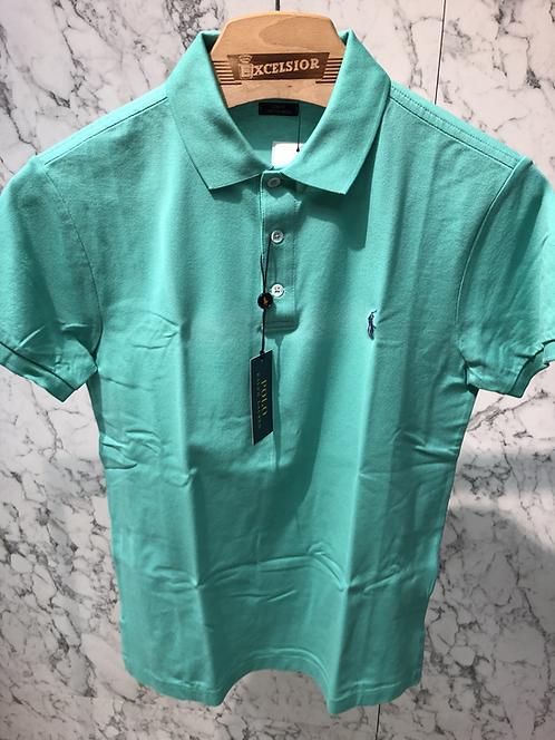 POLO RALPH LAUREN: POLO, cotton stretch, mint, 91261L