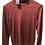 Thumbnail: HUGO BOSS: Col roulé, pure laine merinos italian yard, bordeaux, 92189c