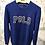 Thumbnail: POLO RALPH LAUREN: PULL, BLEU VIF,92105