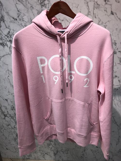 POLO RALPH LAUREN: Sweat Magic Fleece, PINK, 92106B