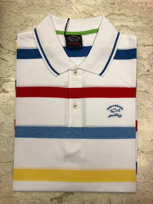 PAUL&SHARK: Polo manches courtes 11150