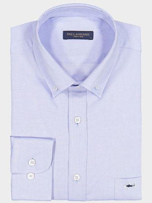 Chemise PAUL&SHARK 100%Coton Oxford Regular Fit