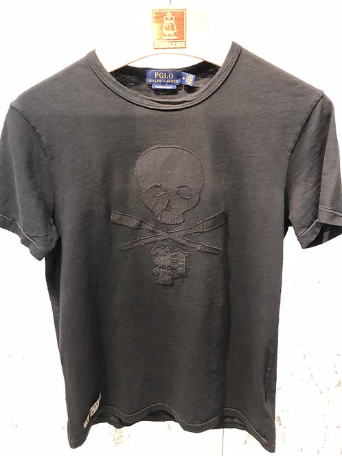 POLO RALPH LAUREN: T-shirt mc, noir,82100