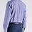 Thumbnail: PAUL&SHARK: Chemise en coton à CARREAUX ROYAL BLUE C0P3004-443