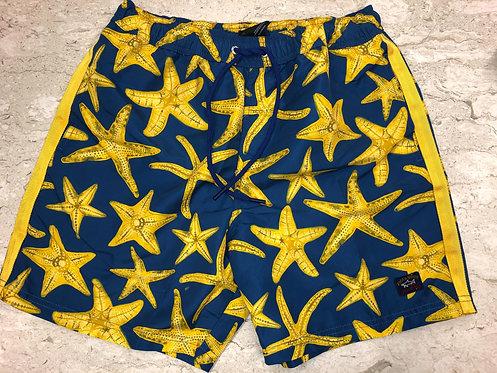 PAUL&SHARK: Short de bain, étoile marine, 11155