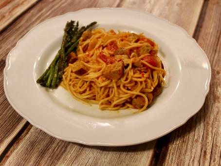 Calabrian Pepper Pasta