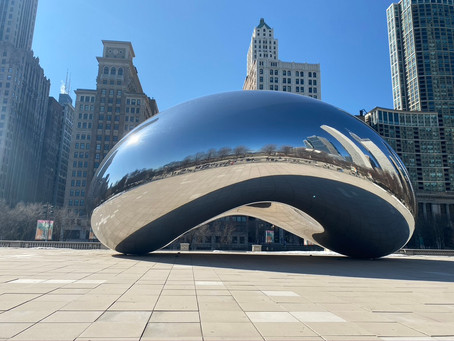 Zipped to… Chicago