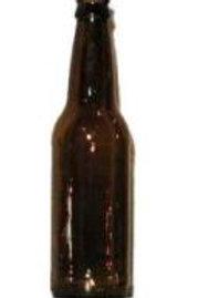 Brown Glass Bottle 355ml