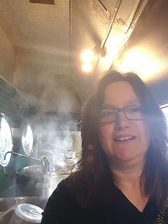 Diana at kettles.jpg