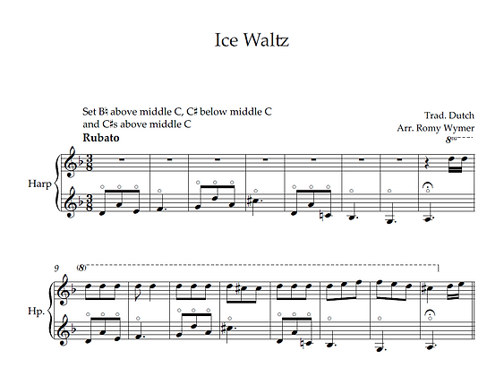 SOLO Ice Waltz