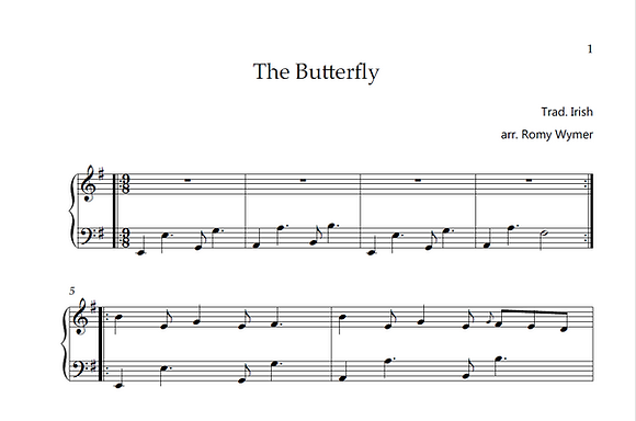 SOLO The Butterfly