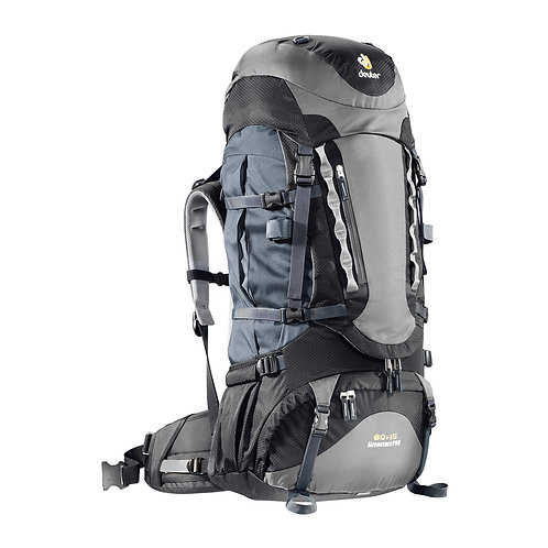 DEUTER AIR CONTACT PRO 60+15 תרמיל