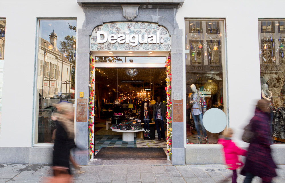 Desigual Stores Globaly