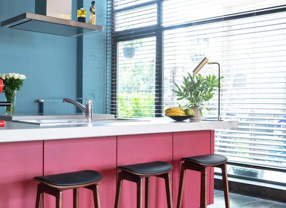 Dansaert loft kitchen