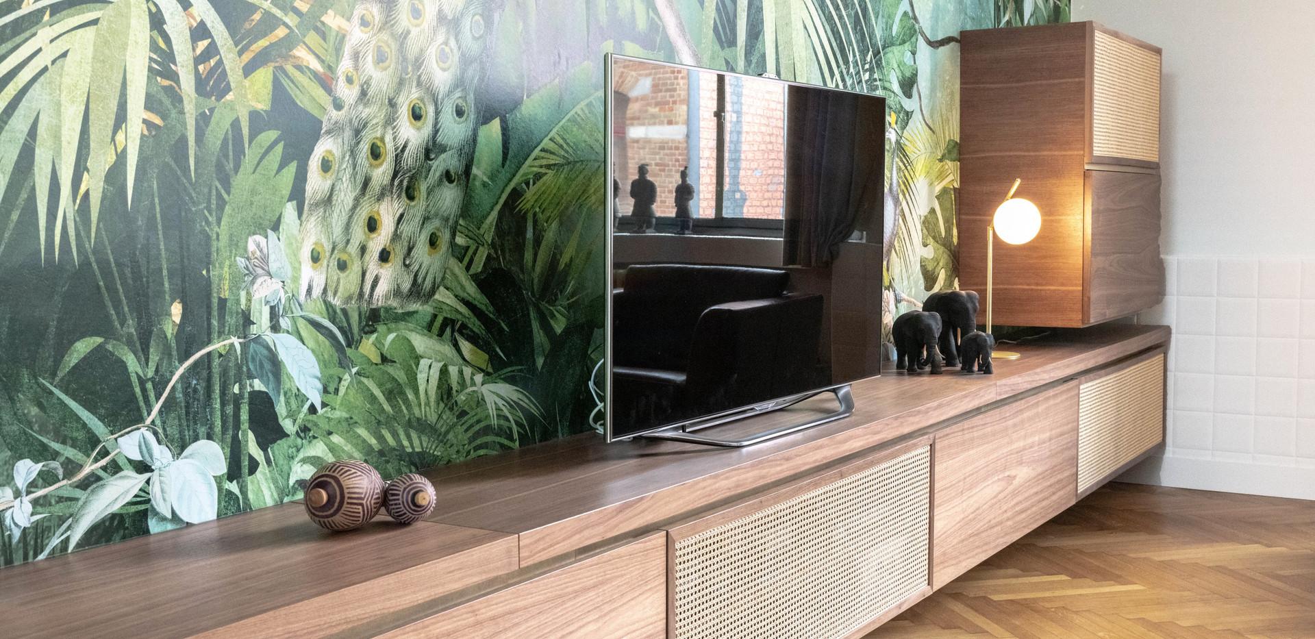 Dansaert loft TV furniture