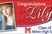 Graduation Banner Style A