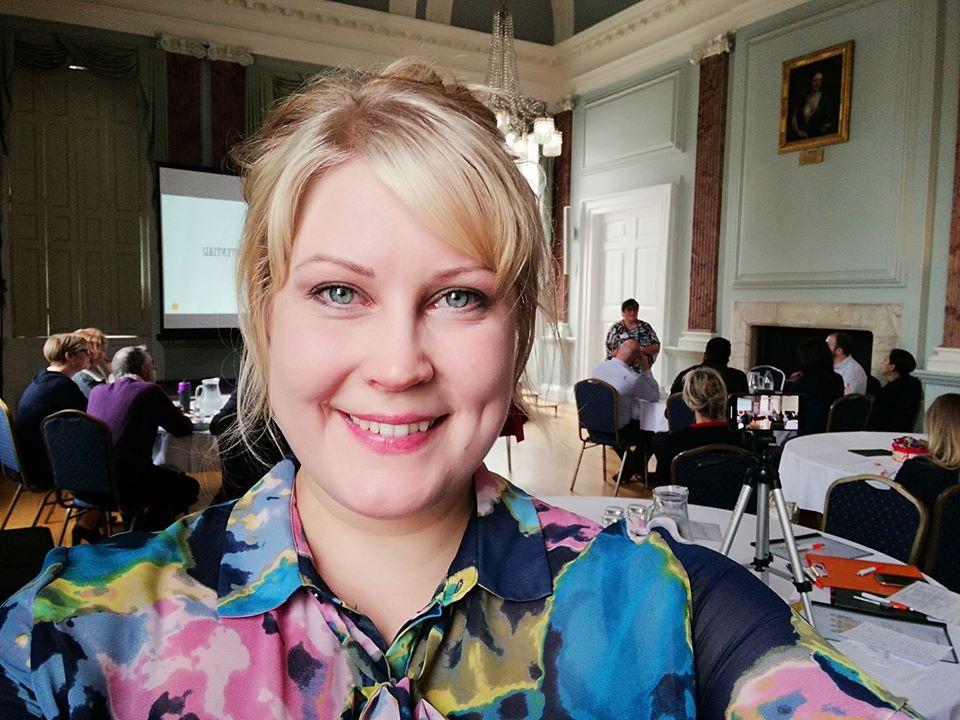 Susanne Virtanen DiscoverChange Ltd Bran