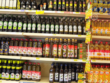 Buying olive oil is confusing. Or is it?