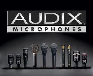 Audix Microphones (Artist Endorsement)