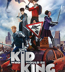 The Kid Who Would Be King Trailer