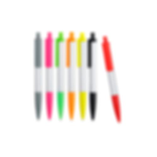 Customized Neon Metal Pens
