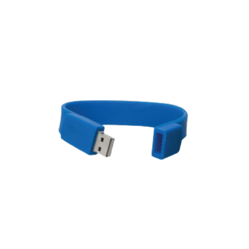 Rubber Wristband USB's