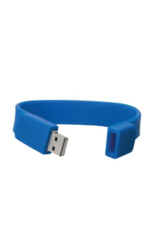 Customized Wristband USB Drives