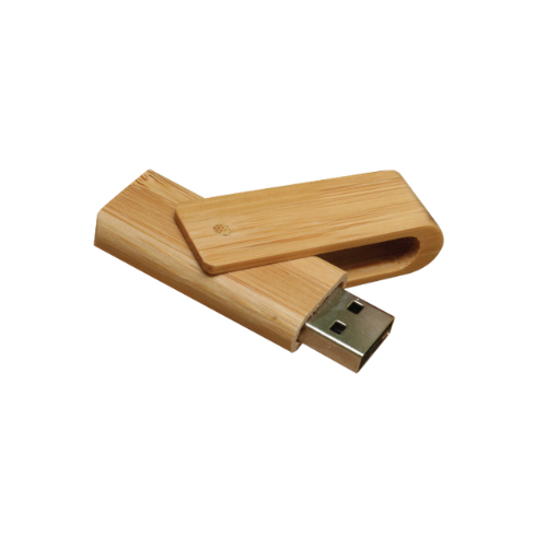 Customized Wooden USB's