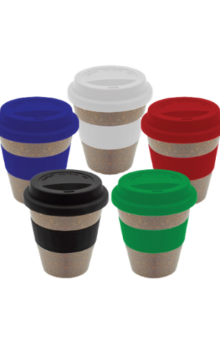 Recycled Bamboo Fiber Cups
