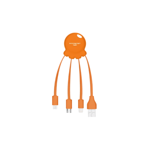Customized Octopus Charging Cables