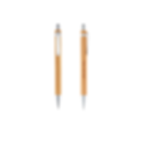 Bamboo Metal Pens