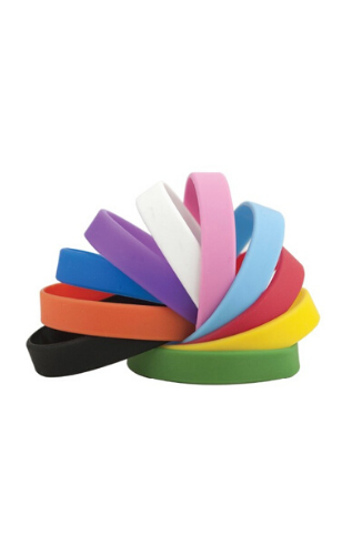 Customized Silicone Wristbands