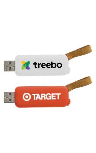 Customized Slide USB Drives